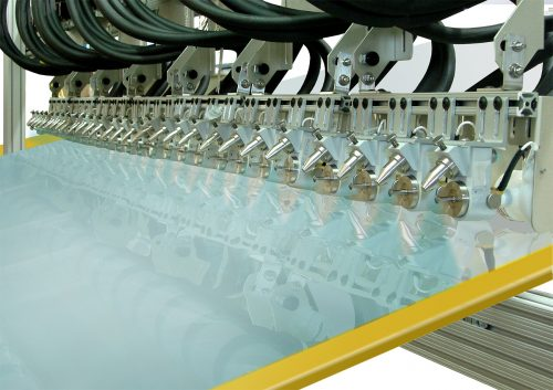 Low-E float glass coating system
