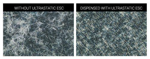 Ultrastatic ESC comparison